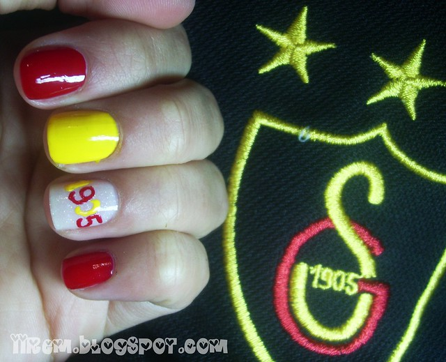 Galatasaray'lı Tırnaklar (4)