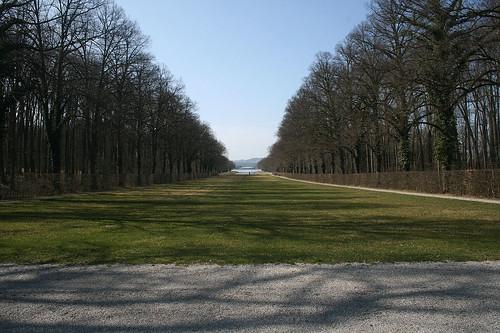 Sichtachse Ostseite