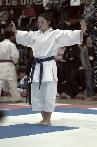 unsu   women's kata    MG 0551