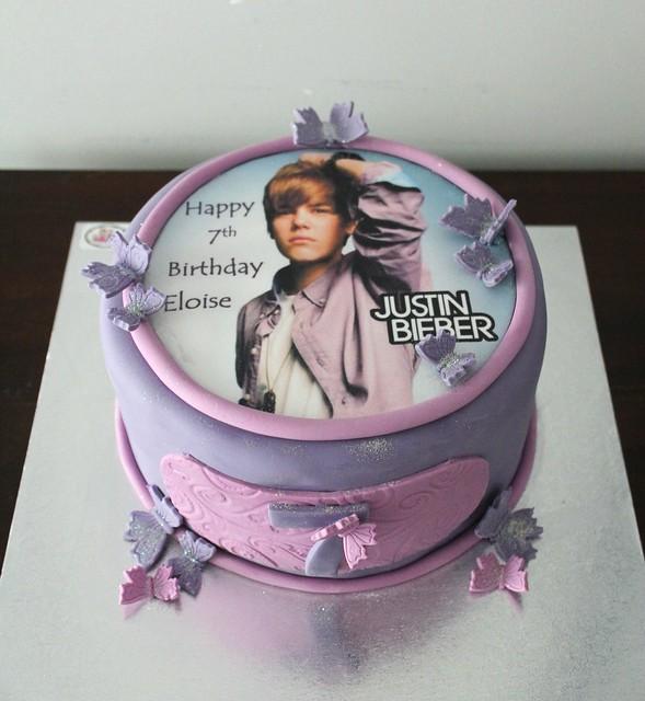 Justin Bieber Birthday Cake Walmart