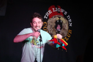 The Lion's Den Comedy (1)