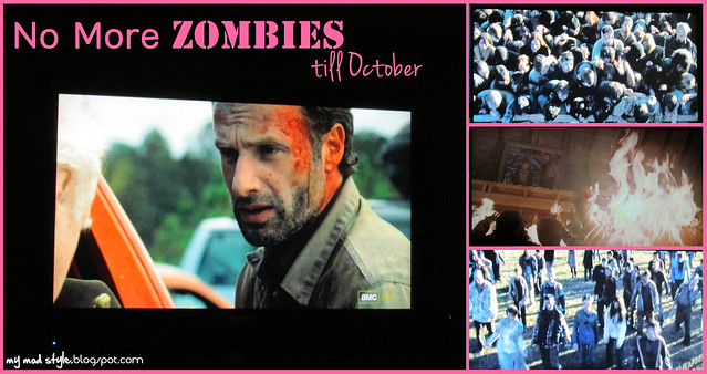 Ohio Trip Collage - Zombies