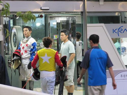 Seoul Race Park 서울경마공원 ソウル競馬場