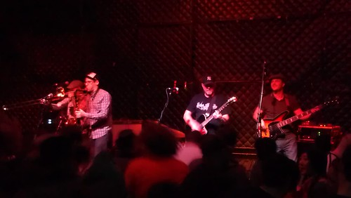 the toasters at triple rock