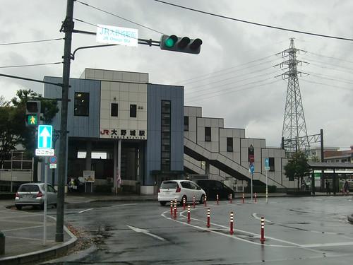 大野城駅の反対側
