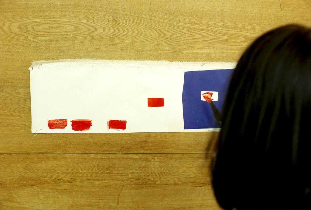 L1005709/ Алиса Йоффе. Проект «Президиум ложных калькуляций», Москва, 13/ 02/ 2012.