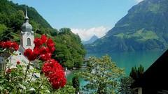 Cesta Švýcarskem
