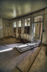 Abandoned School 6_HDR