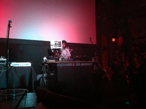 DJ Krush @ NextDoor 2/11/12