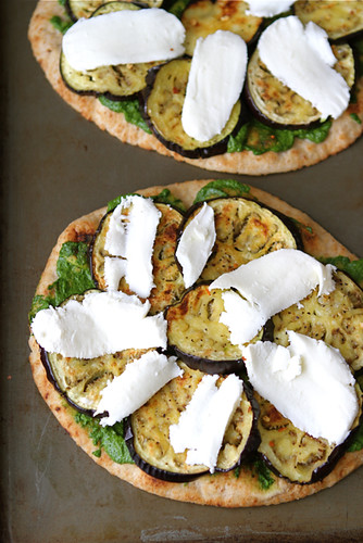 Vegetarian-Eggplant-Naan-Pizza-with-Cilantro-Jalapeno-Pesto-Recipe-Cookin-Canuck