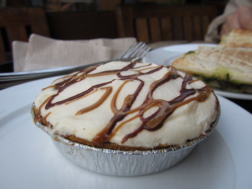 Starbucks Banoffee Pie
