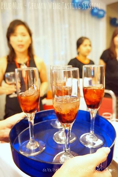BLue Nun wine tasting - German wines-005