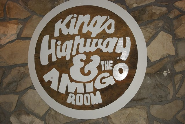 Kings highway the amigo room