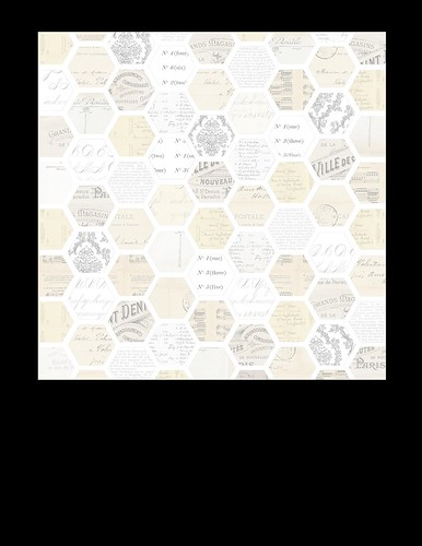 PNG_ephemera_hexagon_LIGHT_7x7_inch_SQ_300_dpi_melstampz
