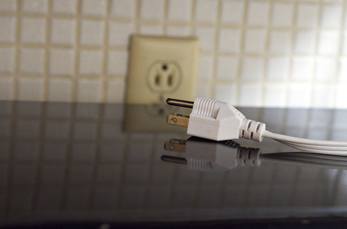 Unplug Electrical Devices You're Not Using (153/365)