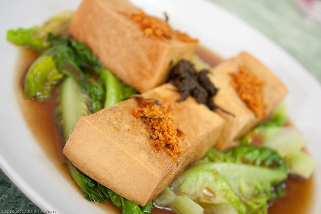 Vegan Meat Floss Tofu