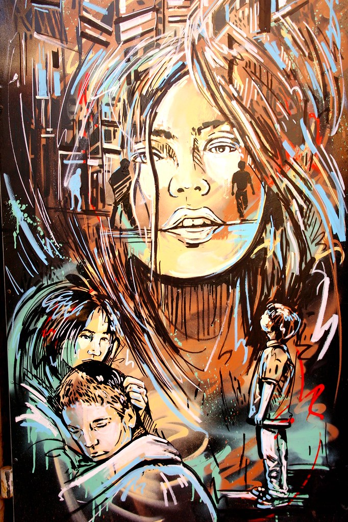 Alice Pasquini - Manchester (UK)