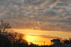 Austin Sunrise: February 21, 2012
