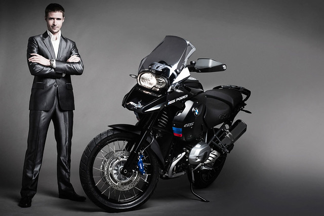 BMW R1200GS Tom Luthi Limited Edition