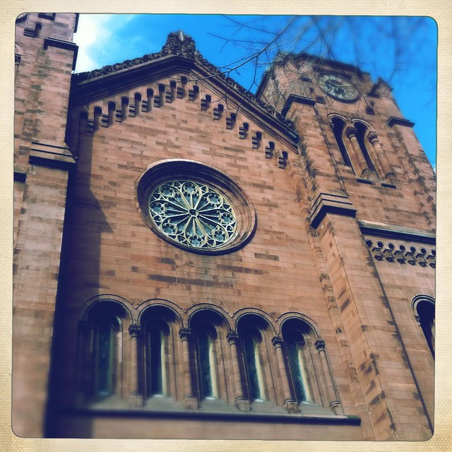 Stuyvesant Square: Church of St. George's