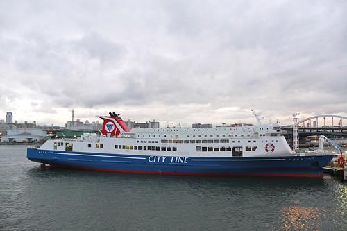 ferry Osaka
