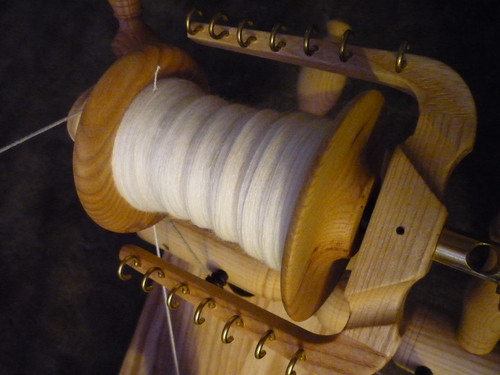 First bobbin, continued