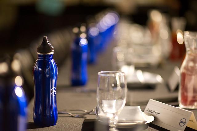 Dell water bottle