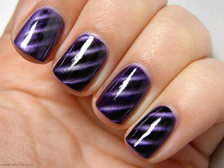 Ouqian Magnetic Nail Polish in #002