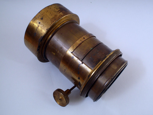 Petzval Lens A. Ross LONDON sn 4703
