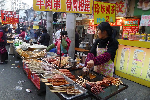 China Trip - Shanghai: Laojie (Old Street) 上海老街 (Day 4)
