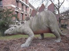 tyrannosaurus, sculpture, dinosaur, statue,