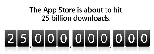 25 Billion iTunes Downloads