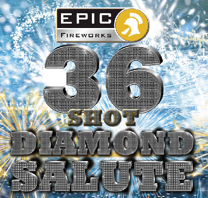 Diamond Salute by Epic Fireworks