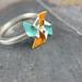 pinwheel ring by novadesigns by tess