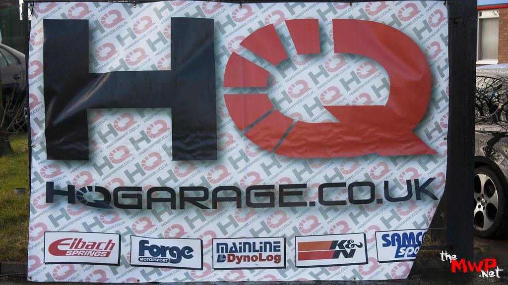 HQ Garage