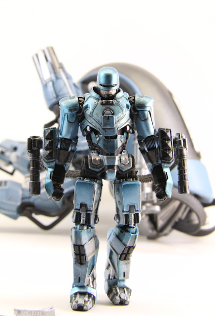 Robocop Custom Figures