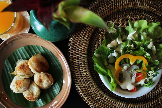The Asadang - Snacks and Salad