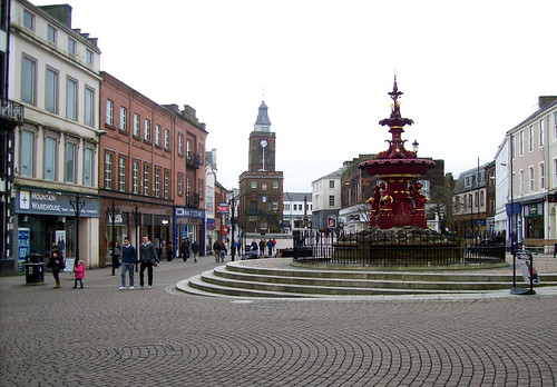 Dumfries United Kingdom  City new picture : Discover Dumfries, United Kingdom | Free trip planning tool by ...