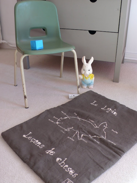 couette lapin
