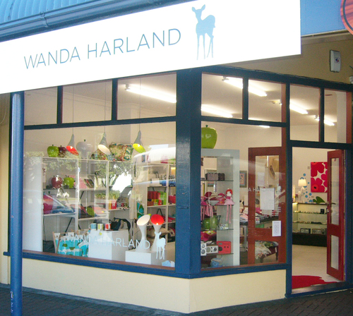 Wanda Harland-  An Indie Boutique in Wellington, New Zealand