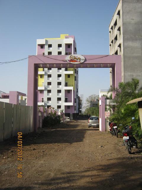 ARC Glory - Residential Scheme - Kalpataru Serenity, 2 BHK & 3 BHK Flats at Manjri, opp. Navratna Mangal Karyalay, Mahadev Nagar, Pune 412 307