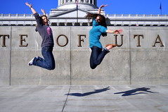 Jump ladies, Jump!