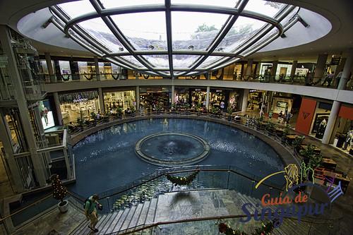 The Shoppes at Marina Bay Sands, Singapore