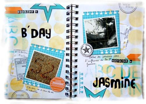 Mon 52 semaines 2012 - Semaines 5 et 6