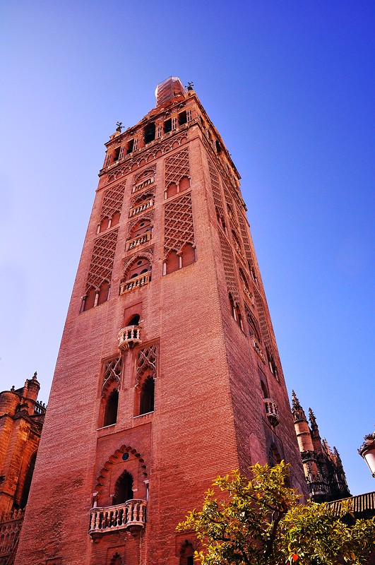 Seville's Giralda Tower