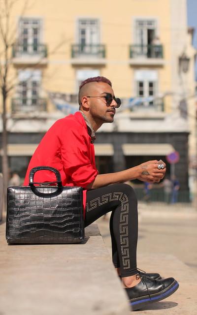 A Moda Lisboa aos pés do Camões