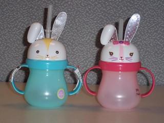 Bunny Sippy Cup