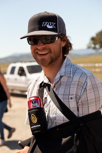 RHC Rider Aaron Bradford @Sea Otter