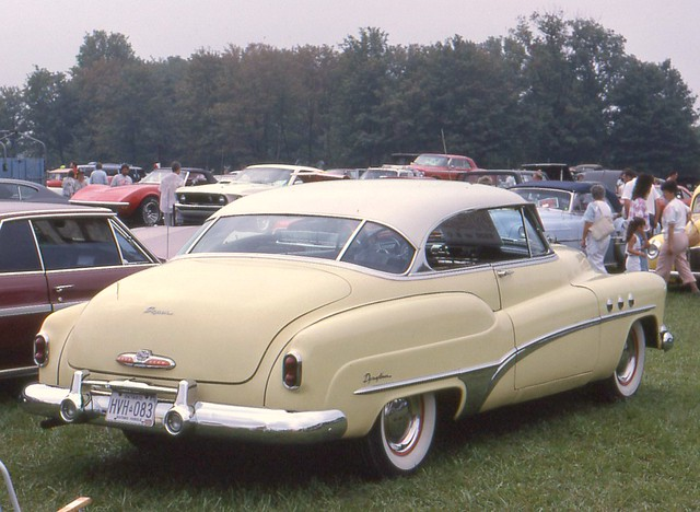Flickriver photoset 39 barrie flea market fall 1989 39 by for 1951 buick special 4 door