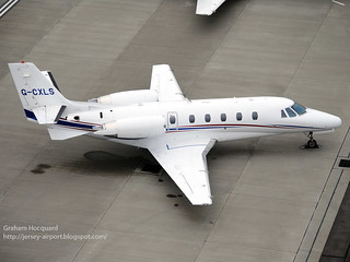 G-CXLS Cessna 560XL Citation XLS